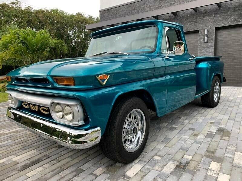 1966 GMC Other CUSTOM LONG BED