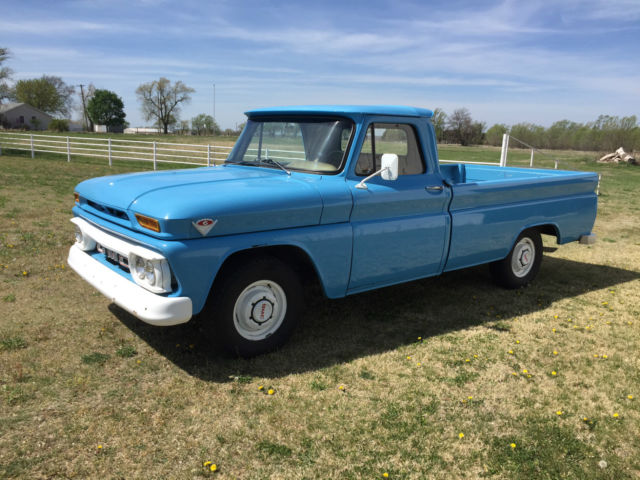 1966 GMC Truck - Clean - Near Wichita Kansas for sale: photos, technical specifications, description