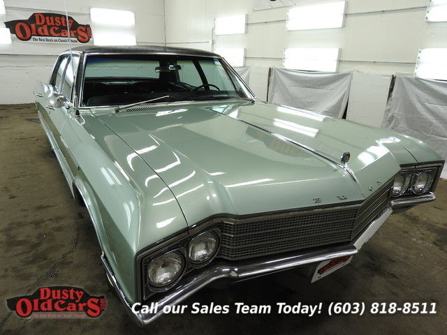 1966 Buick Electra Runs Drives Body Inter VGood 401 V8 3spd Auto