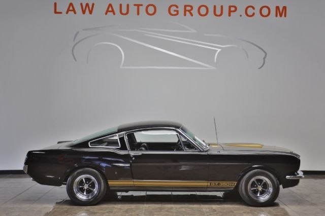 1966 Shelby GT 350 HERTZ SPECIAL VEHICLE