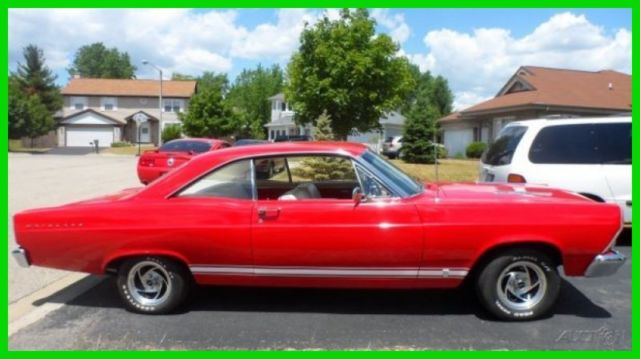 1966 Ford Fairlane GTA 390- S Code-SEE VIDEO