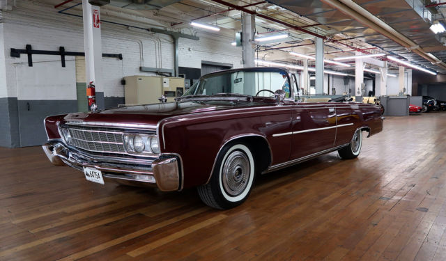 1966 Chrysler Imperial Crown