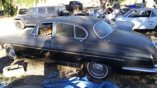 1966 Jaguar MK-X (10, 420G) for sale: photos, technical ...