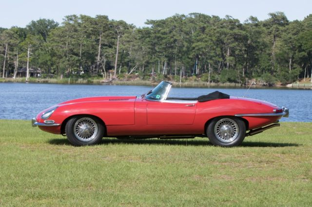 1966 Jaguar E-Type OTS