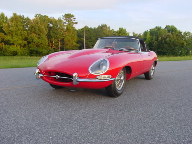 1966 JAGUAR XKE Roadster Series 1