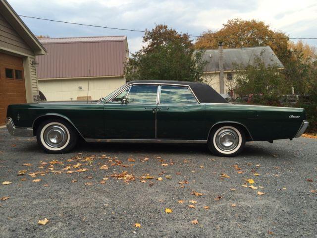 1966 lincoln continental 4 door suicide rear doors 462. Black Bedroom Furniture Sets. Home Design Ideas