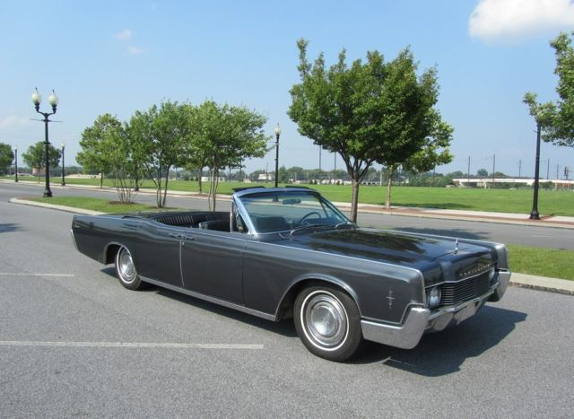 1966 Lincoln Continental Continental