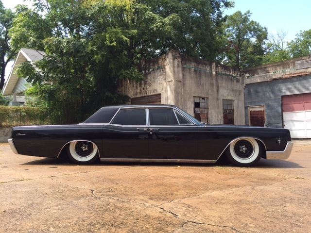 1966 Lincoln Continental Hales Speed Shop Turbo Ls Bagged For