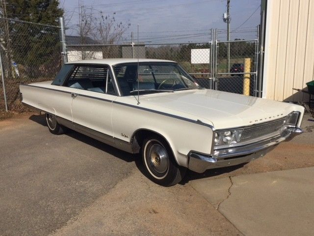 1966 Chrysler New Yorker Luxury Coupe