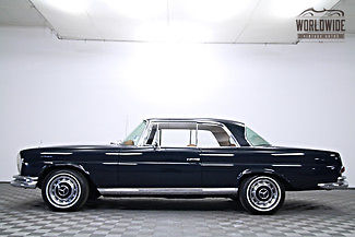 1966 Mercedes-Benz 200-Series 2 door sports coupe. Restored and Very Rare