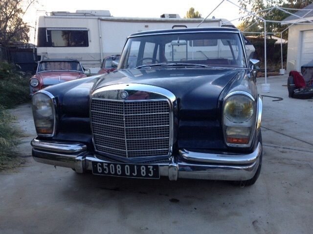 1966 Mercedes-Benz 600-Series