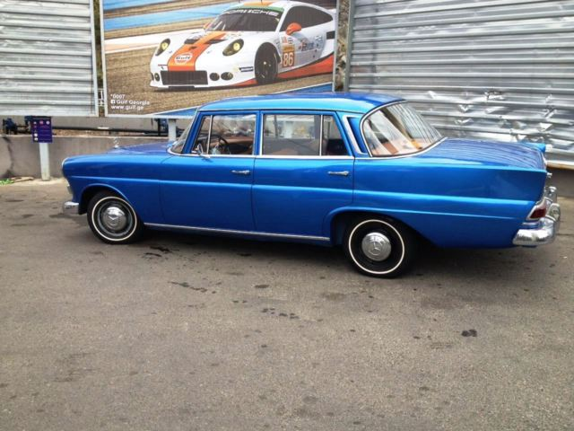 1966 mercedes benz 200 series like new for sale photos for Mercedes benz 200 series