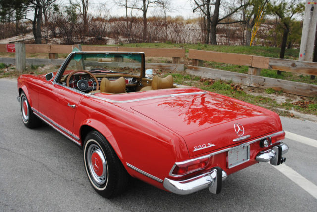 1966 mercedes benz 230 sl for sale photos technical for 1966 mercedes benz for sale