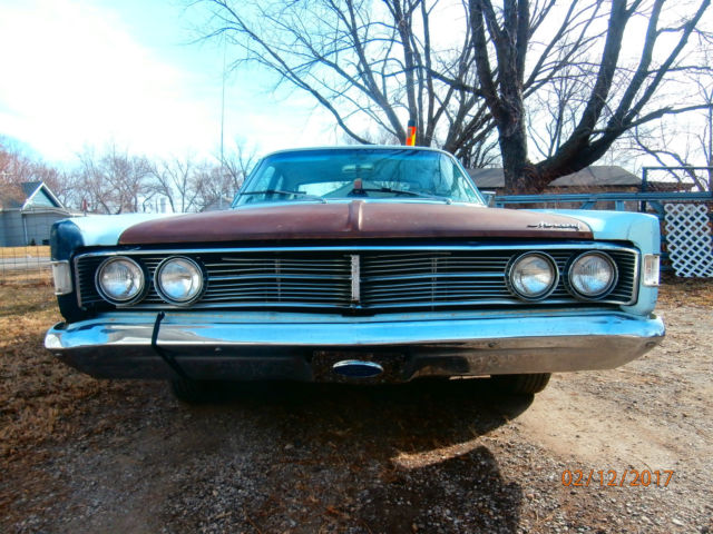 1966 Mercury Monterey four door