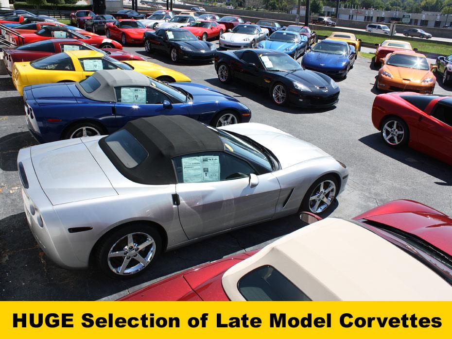 1966 Mosport Green Corvette Buyavette Inc Atlanta For Sale