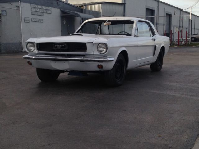 1966 Ford Mustang c code v8 5 speed