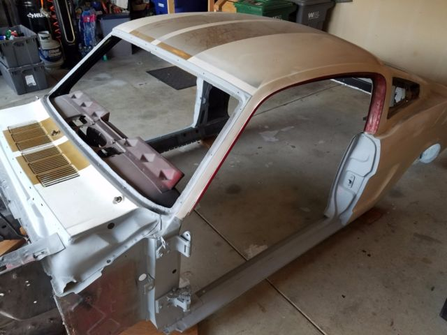 1966 Mustang Parts >> 1966 Mustang Fastback Body Project Parts Donor Car No Reserve Bring