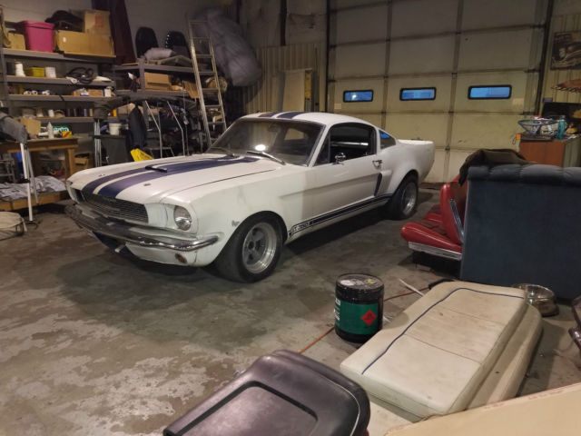 1966 Ford Mustang GT350