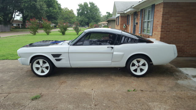 1966 mustang fastback restomod real fastback for sale photos technical specifications. Black Bedroom Furniture Sets. Home Design Ideas