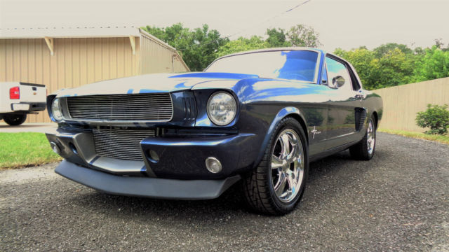 1966 Ford Mustang mustang