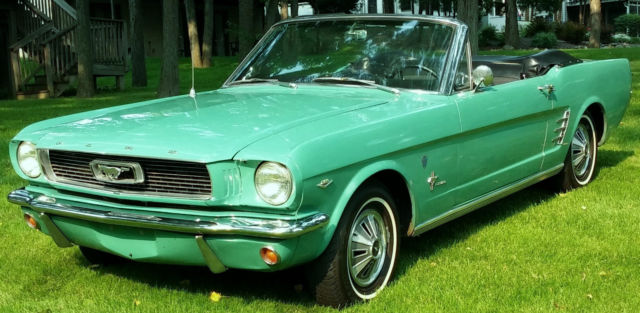 1966 Ford Mustang HIGH COUNTRY SPECIAL  (