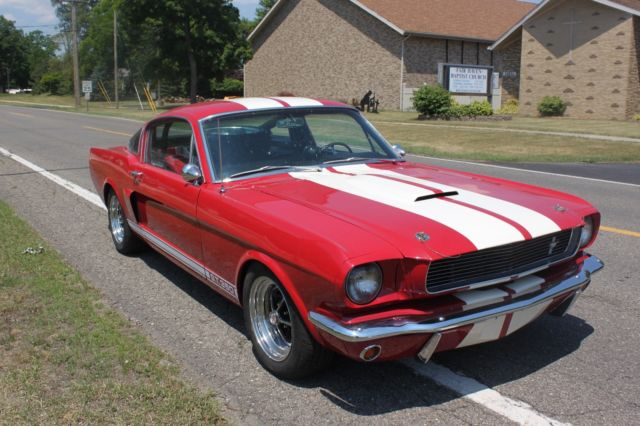 1966 Ford Mustang GT 350 CLONE