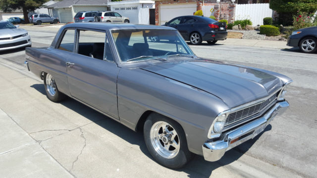 1966 Chevrolet Nova Coupr