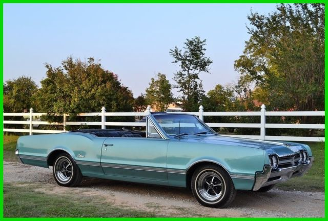 1966 Oldsmobile Cutlass F-85