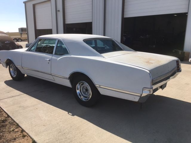 1966 oldsmobile cutlass, solid project car, potential 442