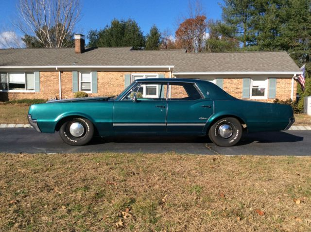 1966 Oldsmobile cutlass supreme for sale photos technical