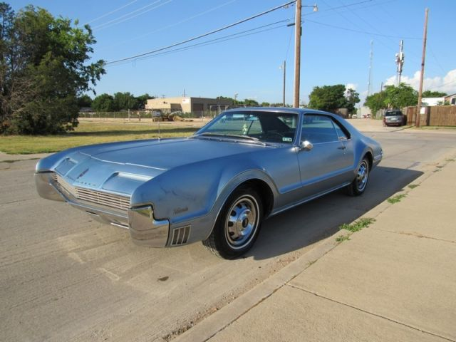 1966 Oldsmobile Toronado CUSTOM