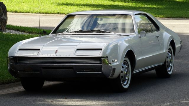 1966 Oldsmobile Toronado FACTORY