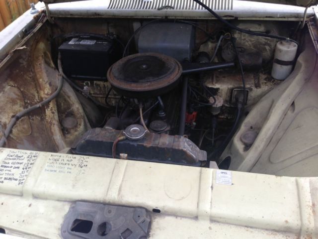 Michigan City Jeep >> 1966 Opel Kadett for sale: photos, technical specifications, description