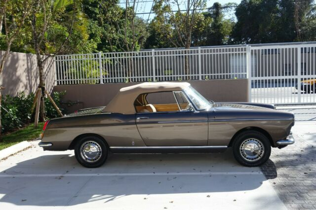 1966 peugeot 404 cabriolet for sale photos technical specifications description. Black Bedroom Furniture Sets. Home Design Ideas
