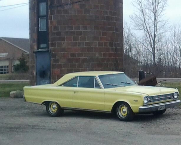 1966 Plymouth Satellite Commander