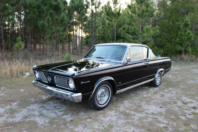 1966 Plymouth Barracuda  273 V8 - 41k ORIGINAL MILES - 77+ Pics - VIDEO