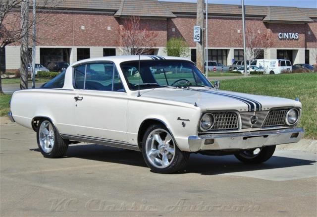 1966 Plymouth Barracuda Barracuda Formula S