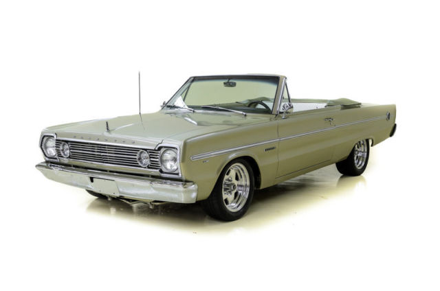 1966 Plymouth Belvedere II --