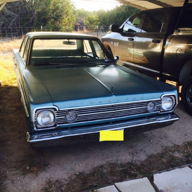 1966 Plymouth Other Belvedere ll 4 door sedan NO RESERVE