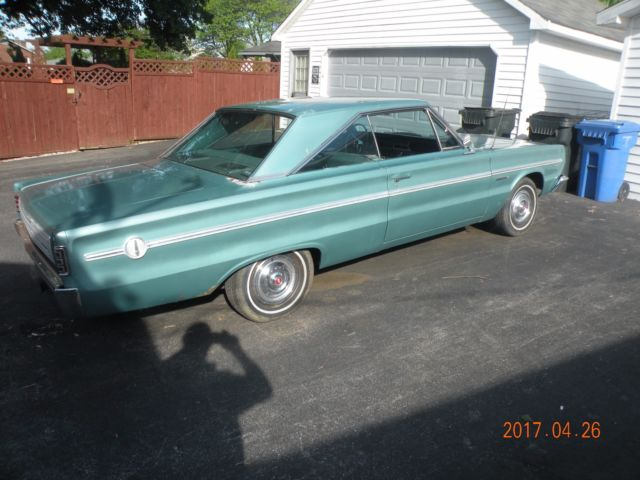 1966 Plymouth plymouth
