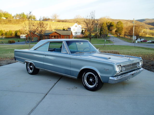 1966 Plymouth Satellite 2-Door