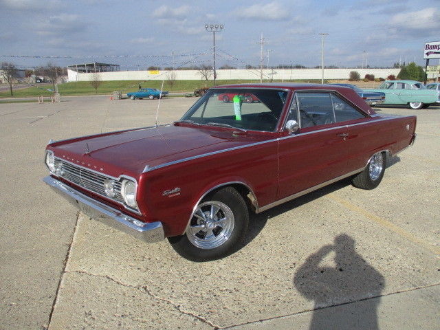 1966 Plymouth Satellite 1966 Plymouth Satellite- Minnesota Showroom