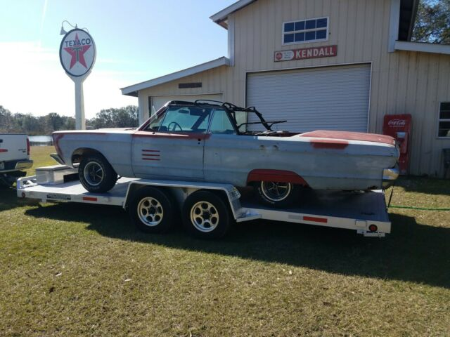 1966 Plymouth Fury --