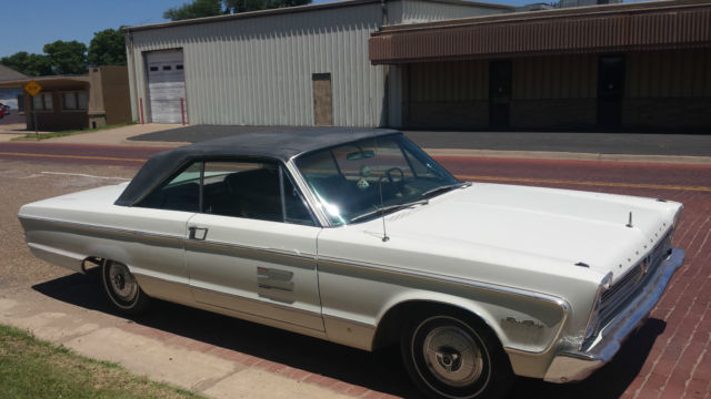 1966 Chrysler Other 2 DOOR COUPE