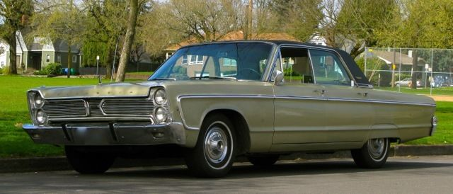 1966 Plymouth Other Fury