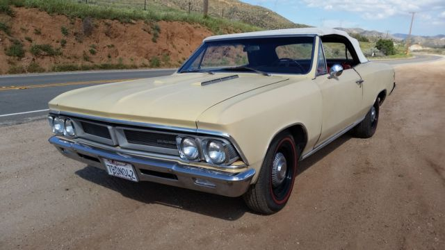 1966 Pontiac Beaumont