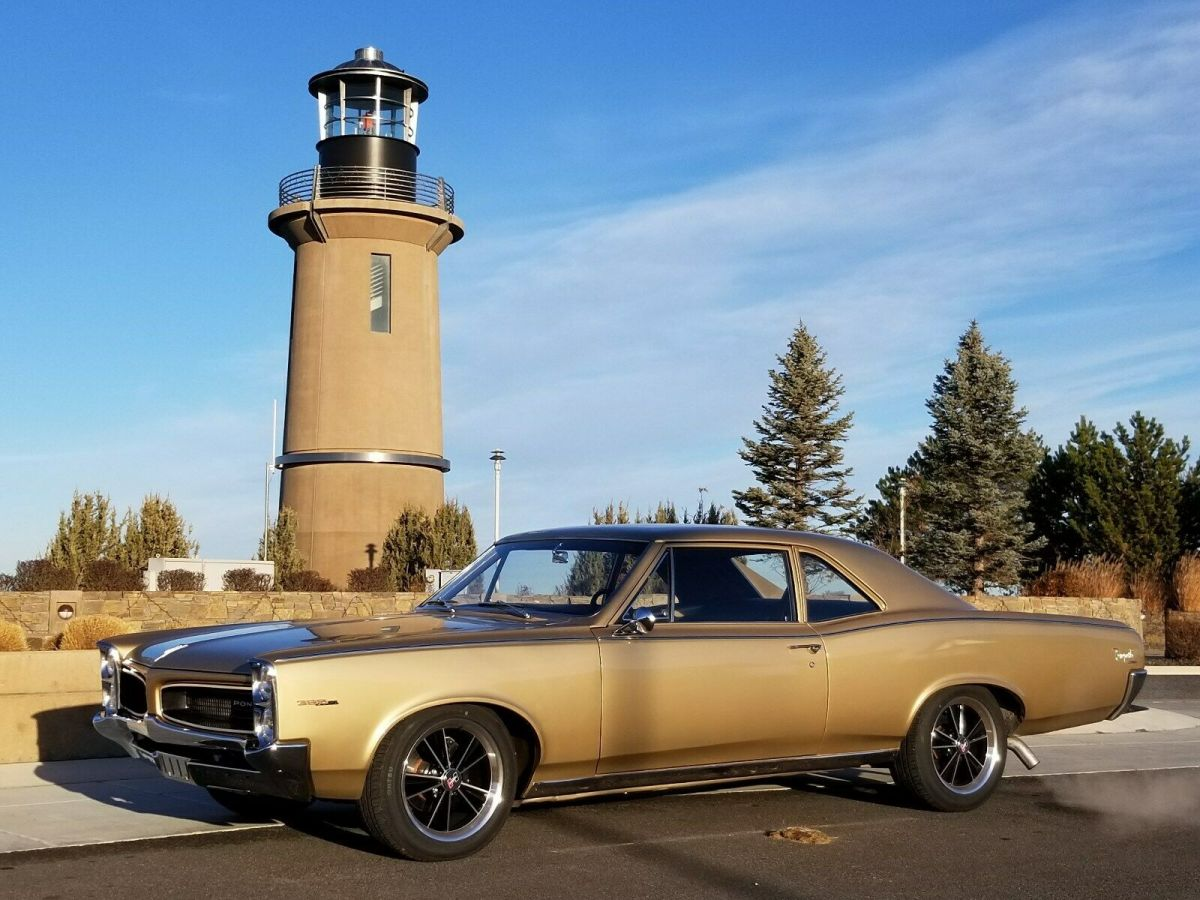 1966 Pontiac Tempest 2 Door Post Restomod For Sale Photos Technical Specifications Description