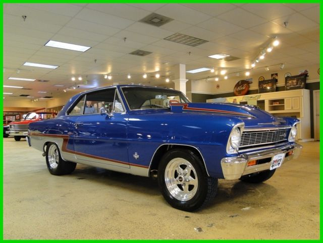 1966 Chevrolet Nova REAL Super Sport