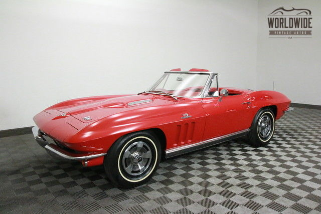 1966 Chevrolet Corvette 427 4 SPEED MATCHING NUMBERS SHOW CAR!