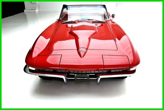 1966 Chevrolet Corvette #'s Matching 427/390